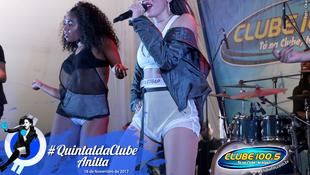 Foto Quintal da Clube com Anitta 113