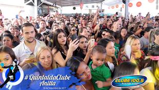 Foto Quintal da Clube com Anitta 116