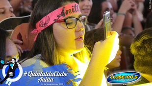 Foto Quintal da Clube com Anitta 117