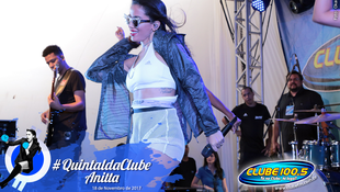 Foto Quintal da Clube com Anitta 120