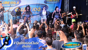 Foto Quintal da Clube com Anitta 126
