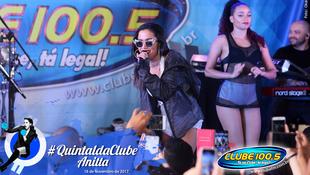 Foto Quintal da Clube com Anitta 130