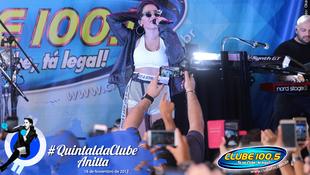 Foto Quintal da Clube com Anitta 134