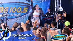 Foto Quintal da Clube com Anitta 136