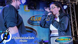 Foto Quintal da Clube com Anitta 140
