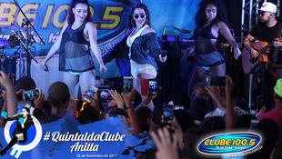 Foto Quintal da Clube com Anitta 143