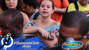 Foto Quintal da Clube com Anitta 150