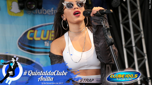 Foto Quintal da Clube com Anitta 151