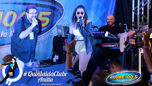 Foto Quintal da Clube com Anitta 153