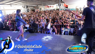 Foto Quintal da Clube com Anitta 158