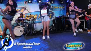 Foto Quintal da Clube com Anitta 160