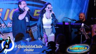 Foto Quintal da Clube com Anitta 161