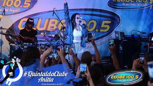 Foto Quintal da Clube com Anitta 162