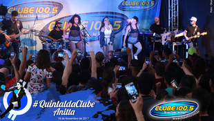 Foto Quintal da Clube com Anitta 167