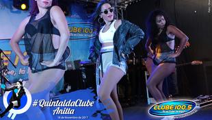 Foto Quintal da Clube com Anitta 170