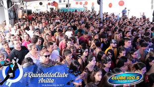 Foto Quintal da Clube com Anitta 171