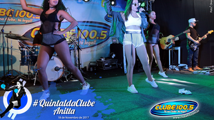 Foto Quintal da Clube com Anitta 178