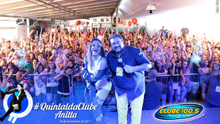 Foto Quintal da Clube com Anitta 179