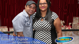 Foto Turma do Pagode no Ipanema Clube 1