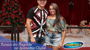 Foto Turma do Pagode no Ipanema Clube 4