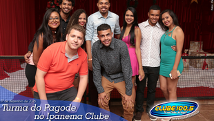 Foto Turma do Pagode no Ipanema Clube 12