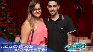 Foto Turma do Pagode no Ipanema Clube 13