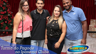 Foto Turma do Pagode no Ipanema Clube 14