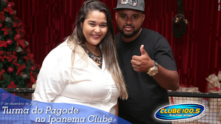 Foto Turma do Pagode no Ipanema Clube 15