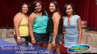 Foto Turma do Pagode no Ipanema Clube 16