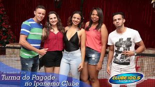 Foto Turma do Pagode no Ipanema Clube 18
