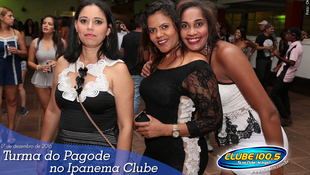 Foto Turma do Pagode no Ipanema Clube 19
