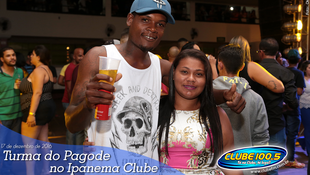 Foto Turma do Pagode no Ipanema Clube 26