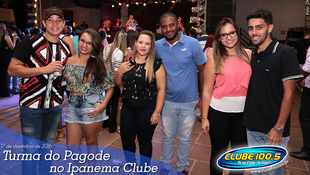 Foto Turma do Pagode no Ipanema Clube 27