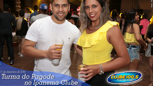 Foto Turma do Pagode no Ipanema Clube 29