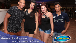 Foto Turma do Pagode no Ipanema Clube 30