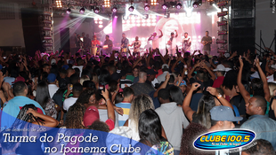 Foto Turma do Pagode no Ipanema Clube 48