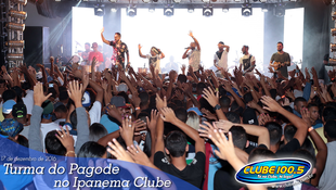 Foto Turma do Pagode no Ipanema Clube 67
