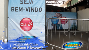 Foto Quintal da Clube com Simone & Simaria 3