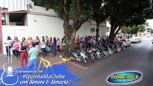 Foto Quintal da Clube com Simone & Simaria 4