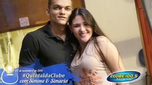 Foto Quintal da Clube com Simone & Simaria 13