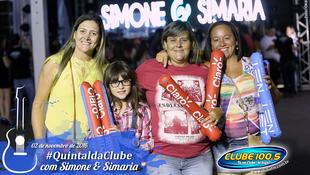 Foto Quintal da Clube com Simone & Simaria 18