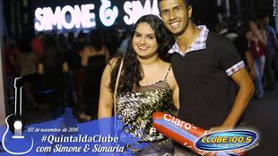Foto Quintal da Clube com Simone & Simaria 21