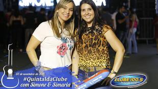 Foto Quintal da Clube com Simone & Simaria 22