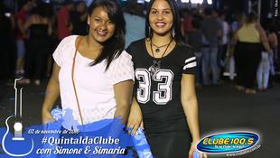 Foto Quintal da Clube com Simone & Simaria 23