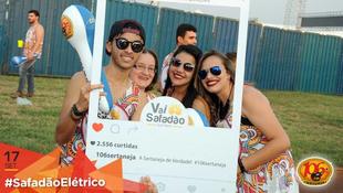 Foto Fotos da galera no #SafadãoElétrico 15