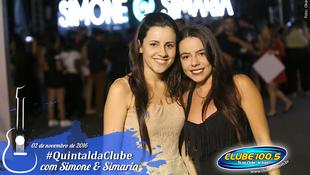 Foto Quintal da Clube com Simone & Simaria 24