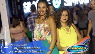 Foto Quintal da Clube com Simone & Simaria 25
