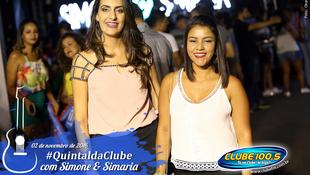 Foto Quintal da Clube com Simone & Simaria 29