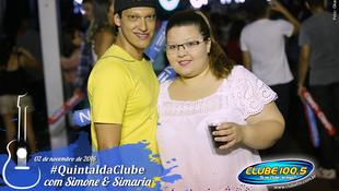 Foto Quintal da Clube com Simone & Simaria 30