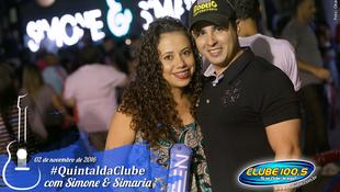 Foto Quintal da Clube com Simone & Simaria 31